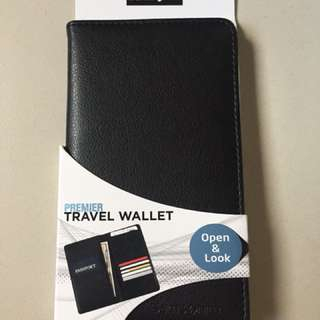 Original Samsonite Passport Travel Wallet