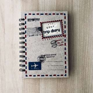 Travel Notebook A6 Lined