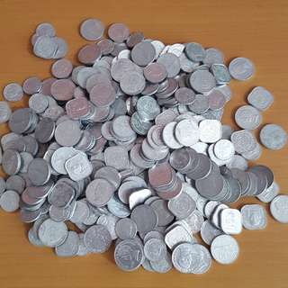 Old Coins 1970's-1990's Silver Coins