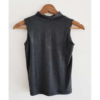 Sleeveless Turtleneck (BrandNew|ActualPhotos)