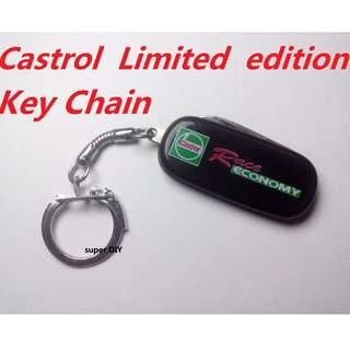 Castrol Limited Edition Key Chain