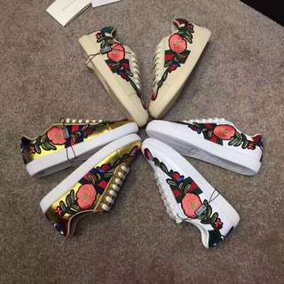 Gucci Ace Sneakers GG Shoes