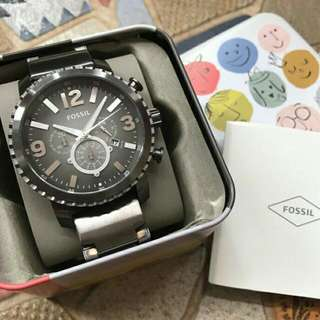 Fossil Gage Grey 50mm