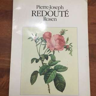 Roses Picture Book