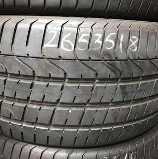 265/35R18 Pirelli P Zero