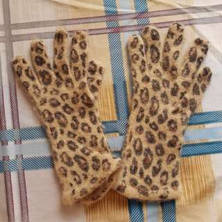 H&M winter gloves XS