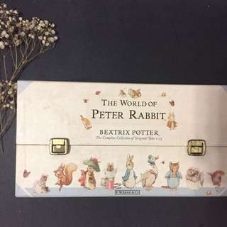 the world of peter rabbit complete collection of original tales 1-23