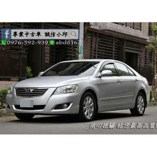 ▶▶TOYOTA CAMERY 2.4 平價大器房車◀◀