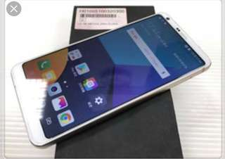 99.9% New LG G6 行貨