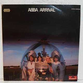 Reserved:ABBA - Arrival Vinyl Record