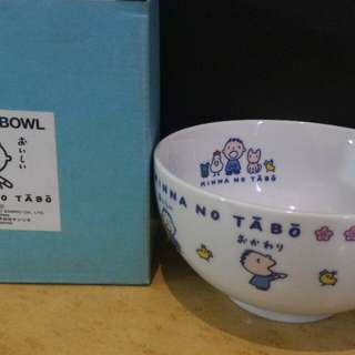 Sanrio 大口仔 ceramic bowl