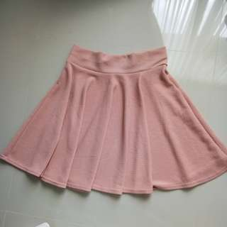 Magnolia Rample Skirt Pink