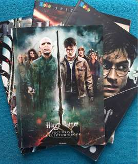 Special edition Harry Potter