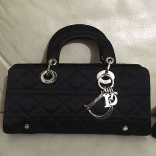 Dior 5 格mini 手袋 not Gucci Chanel LV Furla Fendi