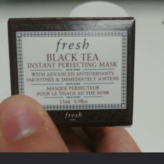 Fresh instant perfecting mask