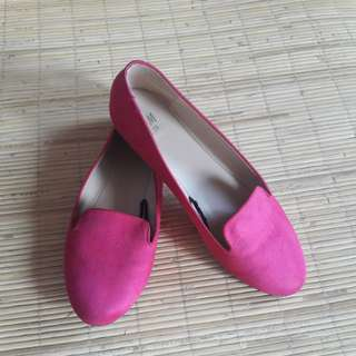 HnM Pink Shoes