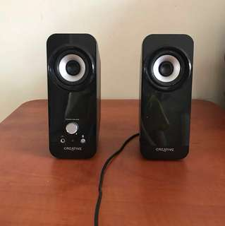 *Available* Creative Inspire T12 2.0 Multimedia Speaker System with Bass Flex Technology