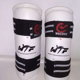 Forearm guards