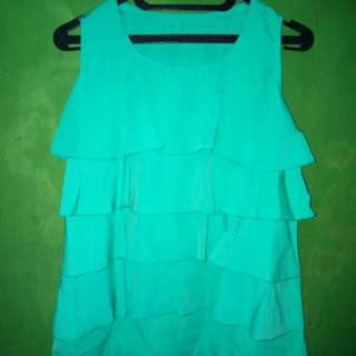 Blouse rumbai