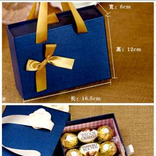 Gift box Sweet box Candy Box Free Nornal postage