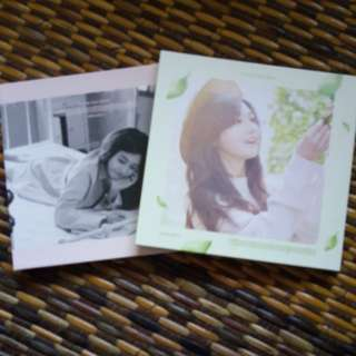 Apink Jeong Eunji 1st Mini Album (Both Version)
