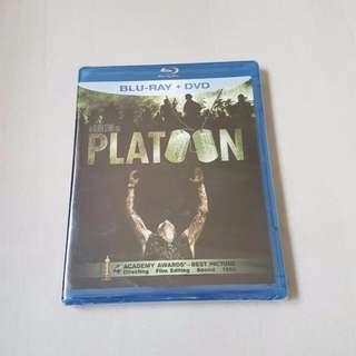 Platoon, Blu-ray + DVD *Brand New*
