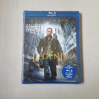I Am Legend, Blu-ray Disc *Brand New*