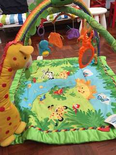 Baby Play Gym, Baby Mat