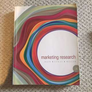 Marketing Research 3rd Ed by Hair, Lucas and Miller