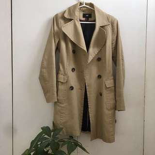 Trench Coat size 4