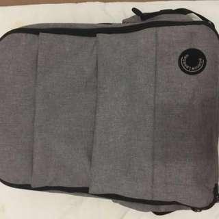Lekebaby diaper bag