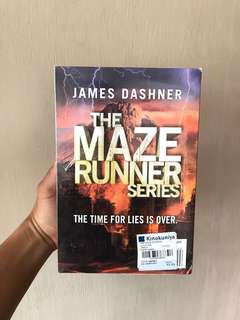 The Maze Runner (all 4)
