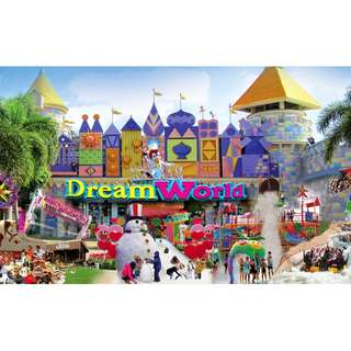Dream World Bangkok Admission