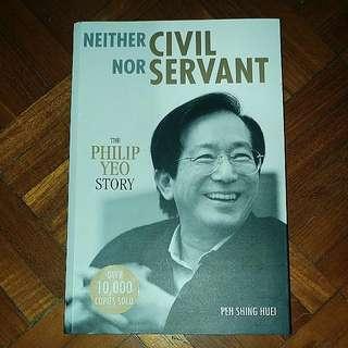 Neither Civil Not Servant