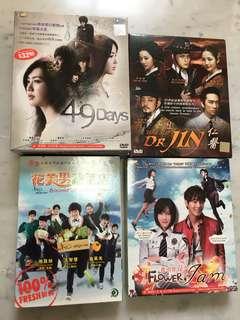 Korean drama (<30 episodes)