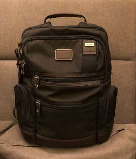 90% New Tumi Alpha Bravo Knox Backpack  🎒
