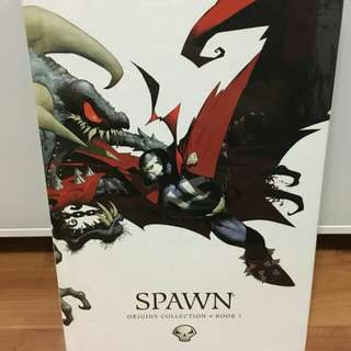 Spawn Hardcovers Books 1-3
