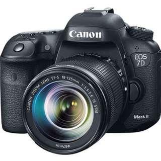 Brand new Canon 7D MarkII