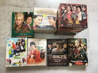 Korean drama (long series)