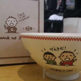 Sanrio 大口仔 ceramic bowl (纯分享)