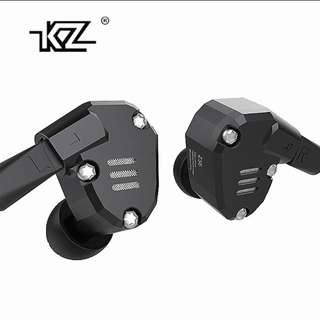 KZ ZS6 (4 drivers earpiece)