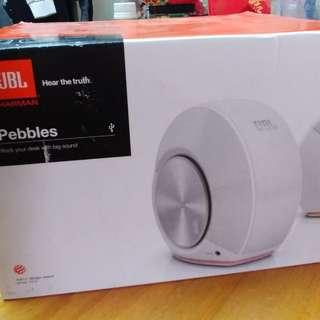 100% 全新JBL Pebbles speaker
