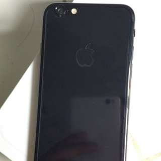 IPHONE 6 JET BLACK