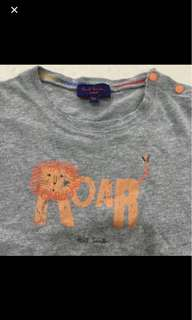Paul Smith Junior Infant Tee / GAP