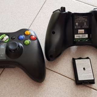 WTS Xbox 360 Controllers