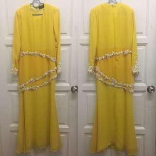 dress by wajie ibrahim