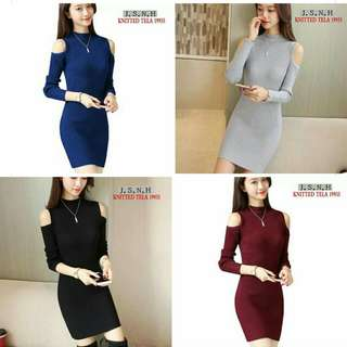 Long sleeve dress s to l