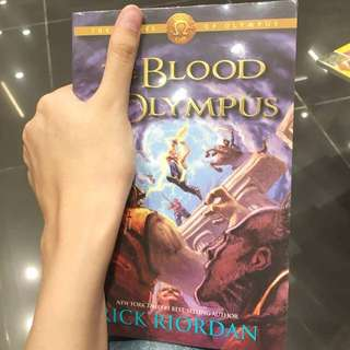 Rick Riordan's Heroes of Olympus & Kane Chronicles Books
