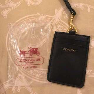 Coach Lanyard in stock brand new