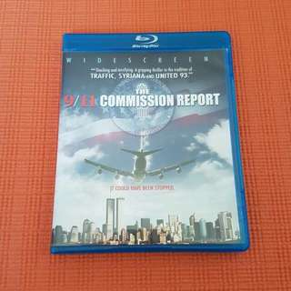 The 9/11 Commission Report, Blu-ray Disc